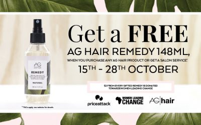 FREE AG Hair Remedy at Price Attack