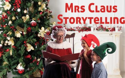 Storytelling & Singalongs with Mrs Claus
