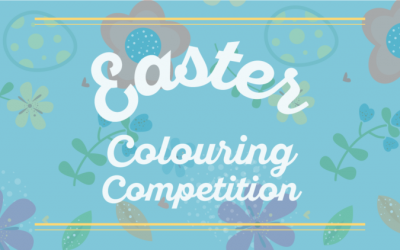 Easter Colouring Competition