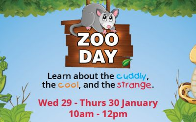 Zoo Days in the Centre